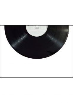 Vintage Vinyl Disc