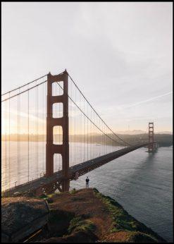View by Golden Gate Bridge