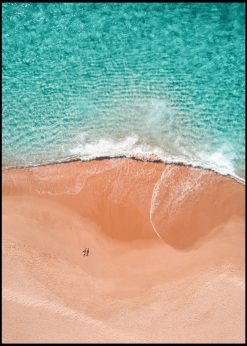 Crystal Water and Pure Sand
