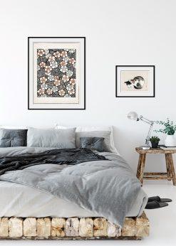 Japanese Floral Pattern Illustration nr.2