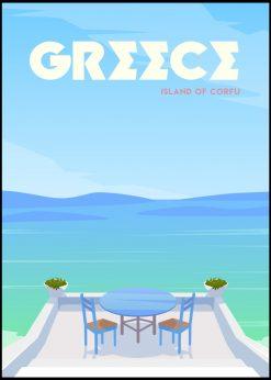 Greece Corfu Amazing Travel
