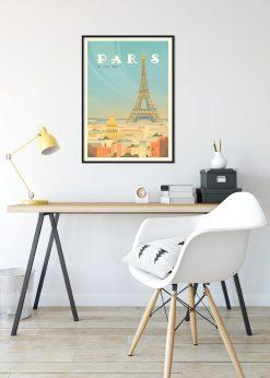 Paris The Eiffel Tower Amazing Travel