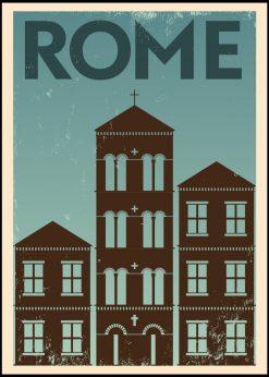 Rome Vintage City