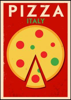 Pizza Italy Vintage City