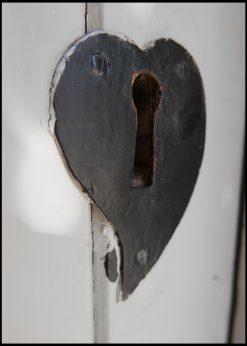 Heart Shaped Keyhole