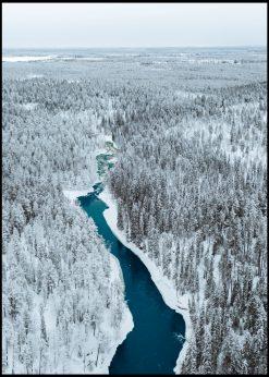 Winter in Oulanka National Park