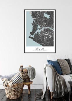 Map of Oulu nr.2