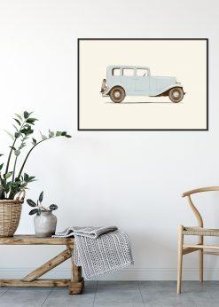 Car 30 by Florent Bodart