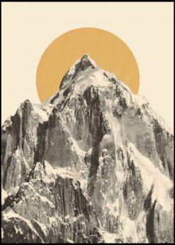 Mountainscape 5 by Florent Bodart