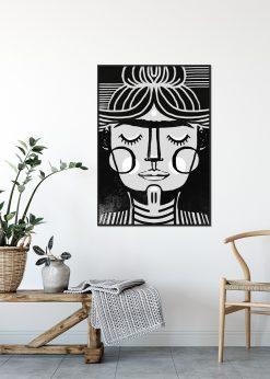 Dreaming Frida by treechild