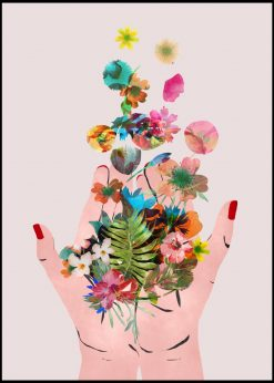 Fridas Hands Light by treechild