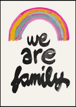 We are Family by treechild