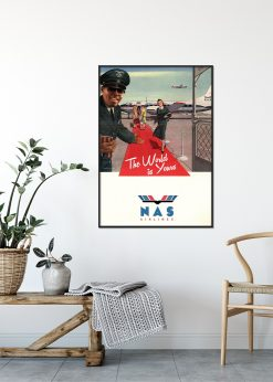 Nas Airlines by David Redon