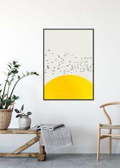 A Thousand Birds by Kubistika