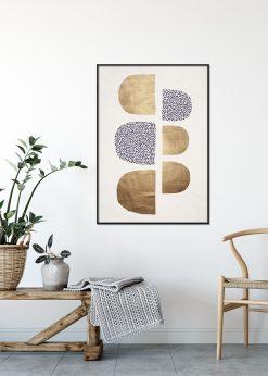Geometric Abstracta by Kubistika