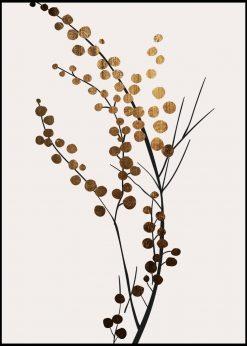 Golden Brench by Kubistika