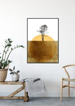 Golden Ocean by Kubistika