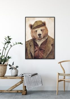 Mr. Bear by Mike Koubou