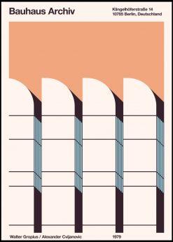Bauhaus Archiv by Florent Bodart