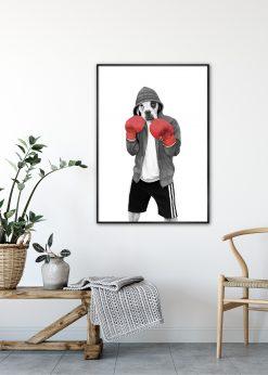 Street Boxer by Sanna Wieslander