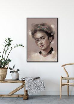 Frida Kahlo№I by Gabriella Roberg