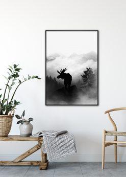 Moose by Gabriella Roberg