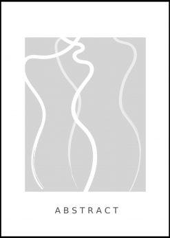 Abstract Figures No. 2 by Linnea Nygren