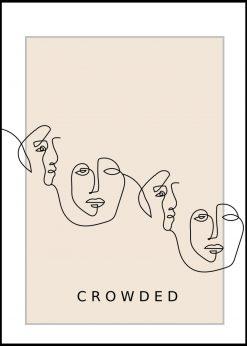 Crowded by Linnea Nygren