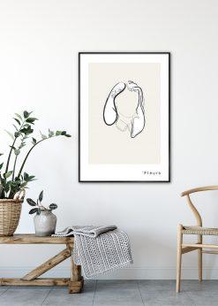 Fleurs by Linnea Nygren
