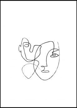 Twin Soul White by Linnea Nygren