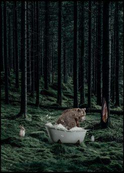 Bath Time by Jenni Tervahauta