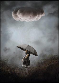 Temporary Rain by Jenni Tervahauta