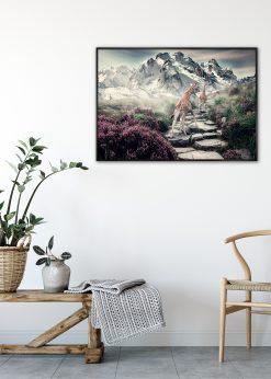 To the Mountains by Jenni Tervahauta
