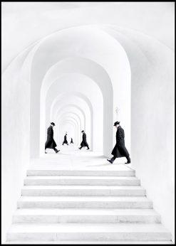 Walking Men by Jenni Tervahauta